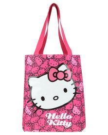 Zoom Hello Kitty Handbag Pink