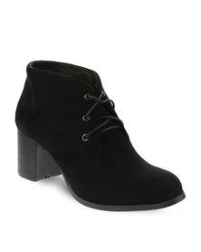 Zoom Bombom Boots Black