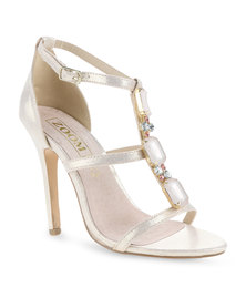 Zoom Illece Heels Light Gold