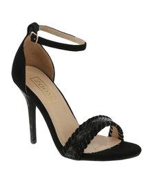 ZOOM Vanessa  High Heel Black