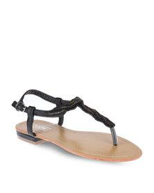 Zoom Cruze Sandals Black