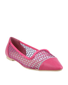 ZOOM Samey Pumps Pink