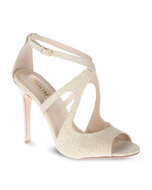 Zoom Beckette Heels Gold