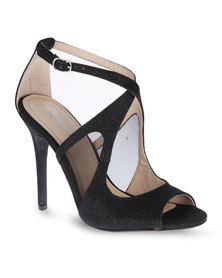 Zoom Beckette Heels Black