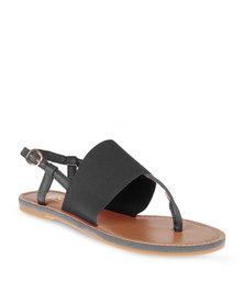 Zoom Nia Sandals Black