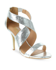 Zoom Zurah Heels Silver