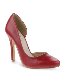 Zoom Lovely High Heels Red