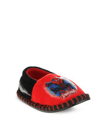 Zoom Spider Man Stokie Slippers Multi