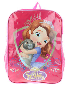 Zoom Sofia the 1st Backpack Pink