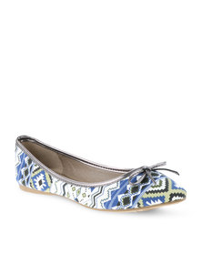 Zoom Jacky Pumps Grey Multi