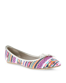 Zoom Jacky Pumps Fuchsia Multi
