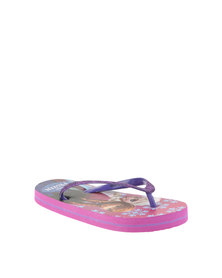 ZOOM Frozen Flip Flops Purple