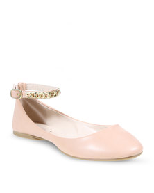 Zoom Eva Pumps Nude