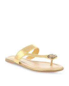 Zoom Ozzy Slip-On Sandal Gold