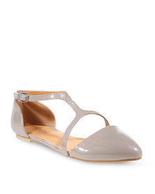 Zoom Sabell Pumps Nude
