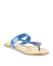 Zoom Ozzy Slip-On Sandal Blue