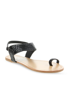 Zoom Sonya Sandals Black