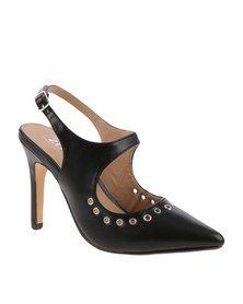 ZOOM Nelly Heel Black