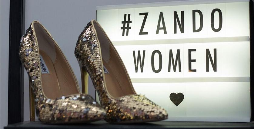 4c230cc478b ZandoWomen celebrate Women s Day in Johannesburg