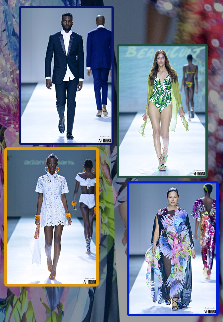 What went down at #MBFWJ17   South Africa
