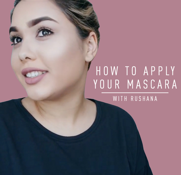 How To Apply Your Mascara | South Africa