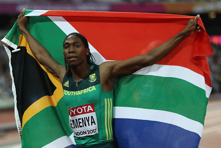 IAAF World Championships 2017 | South Africa