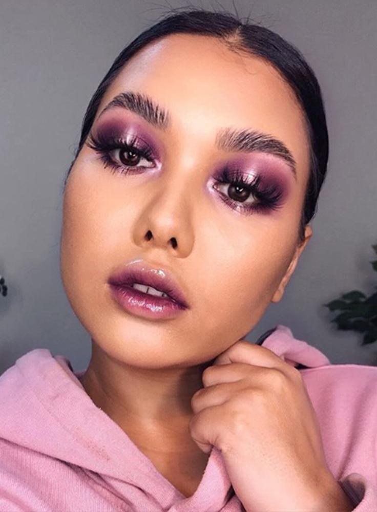 Go full glam with Rushana Isaacs ─ L'Oréal x Zando Series