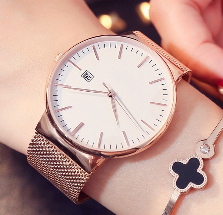 Always Time for Rose Gold Watches