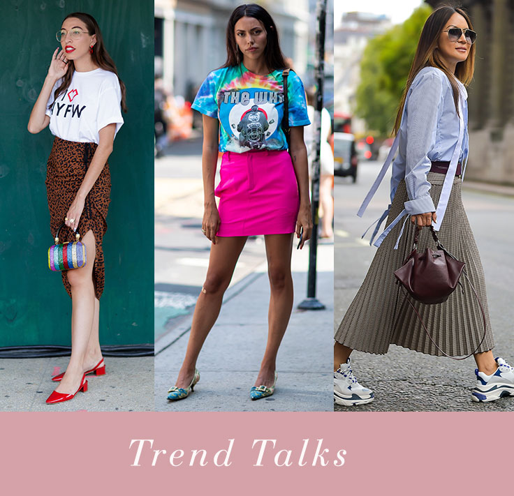 Trend Talks ─ What to Wear This Season