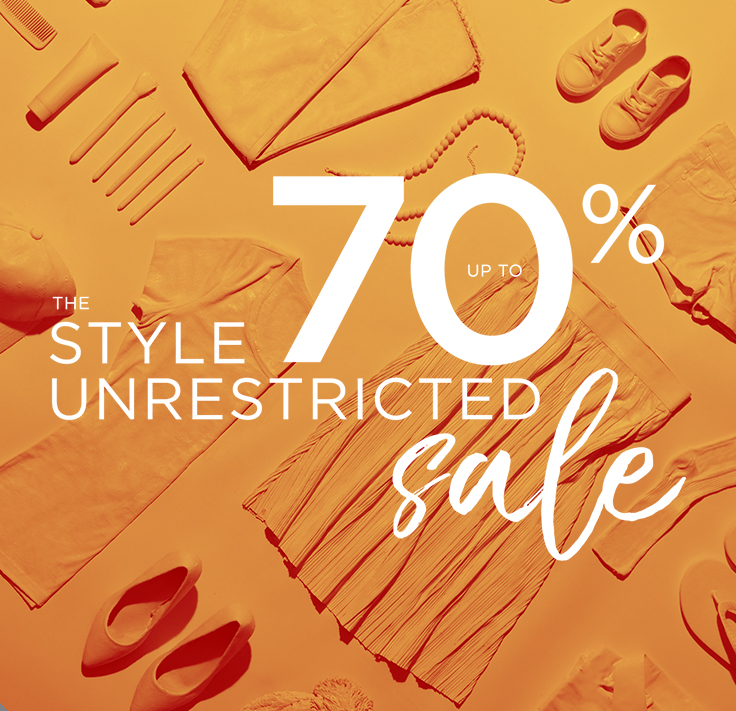 Ready To Hit The Runway With The Style Unrestricted Sale