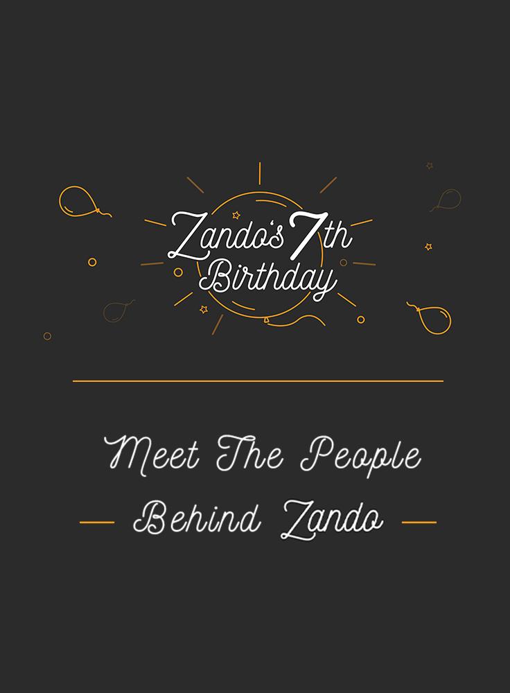 Meet The People Behind Zando