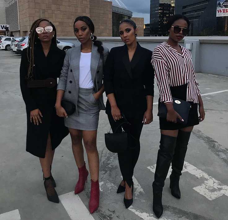 SA Fashion Week 2018 - Day One Street Style