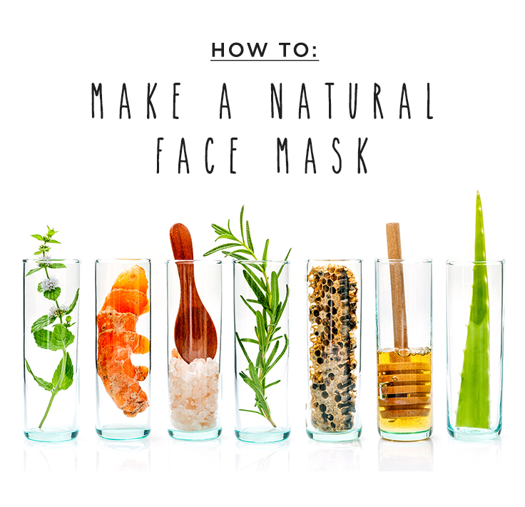 Make a Natural Face Mask | How To