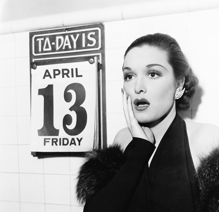 Friday The 13th – What to Know and What to Wear