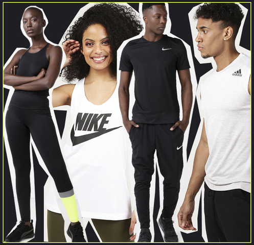 How To Dress Like You're Sticking To Your Gym Resolution