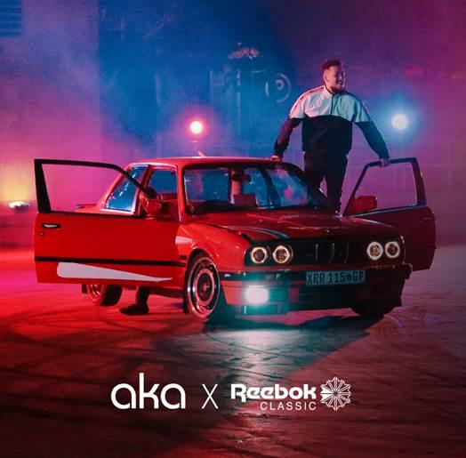 "AKA X Reebok = Classic Street anthem, ""Practice"""