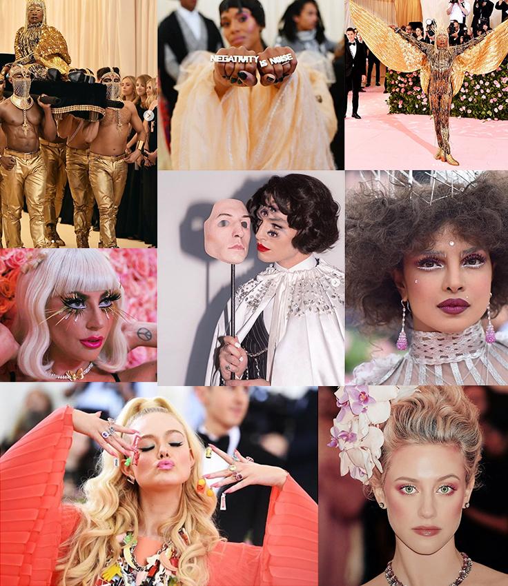 Top 10 Met Gala 2019 Beauty Looks