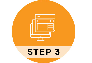 Step 3 Products are published