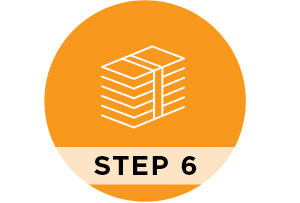Step 6 Get paid