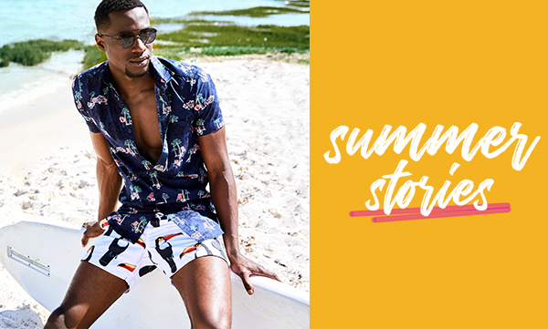 753fa3486bf Every end of the summer style spectrum is yours to explore right here.  Warmer days have arrived
