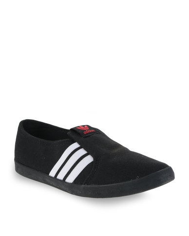 adidas Adria PS Slip On Sneakers Black