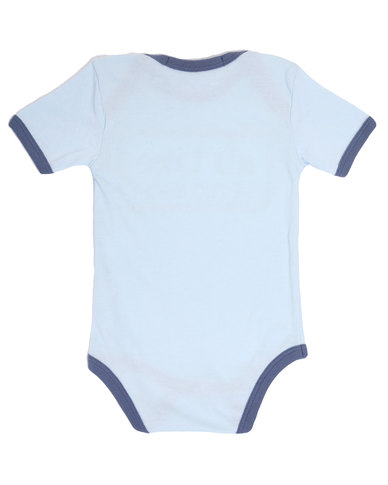 Krag Drag Like Me Bodysuit Blue