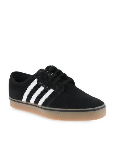 Seeley Scarpe Adidas Zando Nero