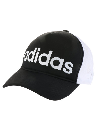 adidas Performance Trucker Cap Black White  0d2c9a23dd0