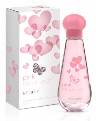Revlon Pink Happiness Original 50ml EDT Spray