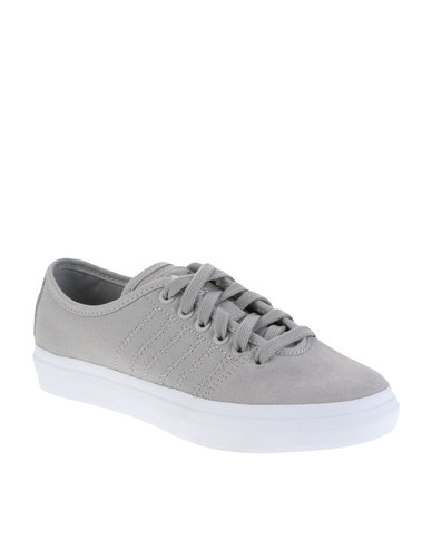 46e5fb398c8 adidas Adria Low Sneakers Grey | Zando