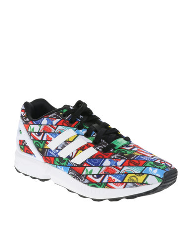 5f048d729 adidas ZX Flux Sneakers Multi-Coloured