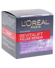 L'Oreal Revitalift Filler Renew Replumping Cream 50ml