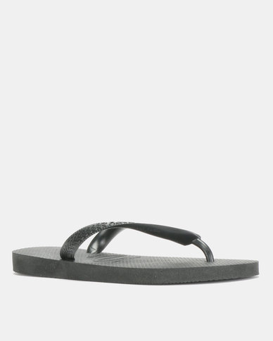 Havaianas Top Basic Flip Flops Black