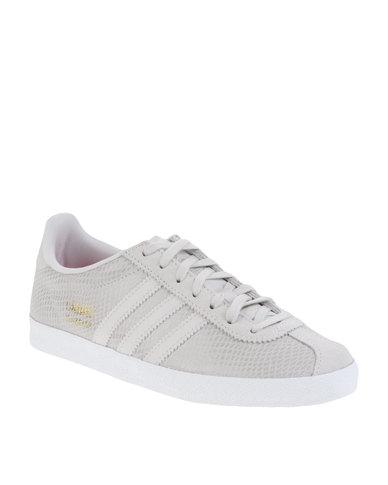 save off 45212 87b3b adidas Gazelle OG Snakeskin Sneakers Grey  Zando
